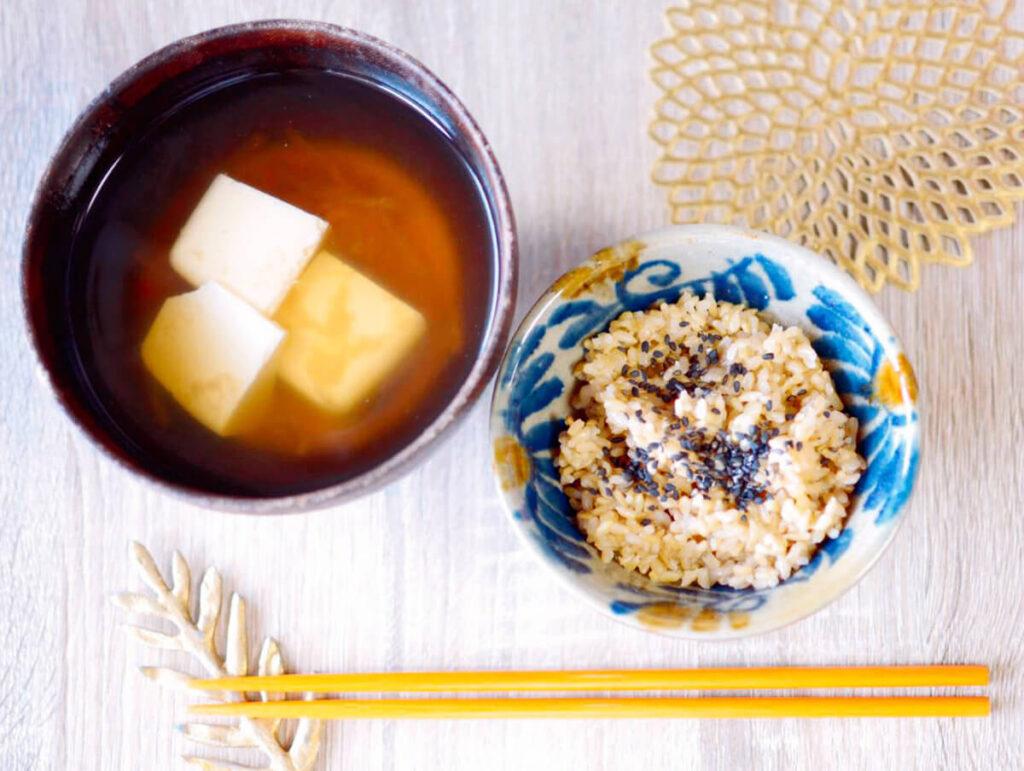 冨田式7号食画像(スピテック) 蒼の玄米